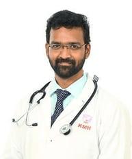 Oncologist in Chennai  -  Dr. Arun Ramanan