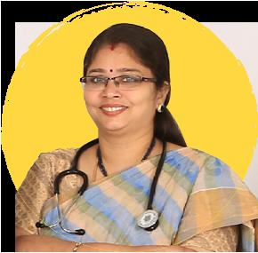 Pediatrician in Chennai  -  Dr. Suba B Rajinikanth
