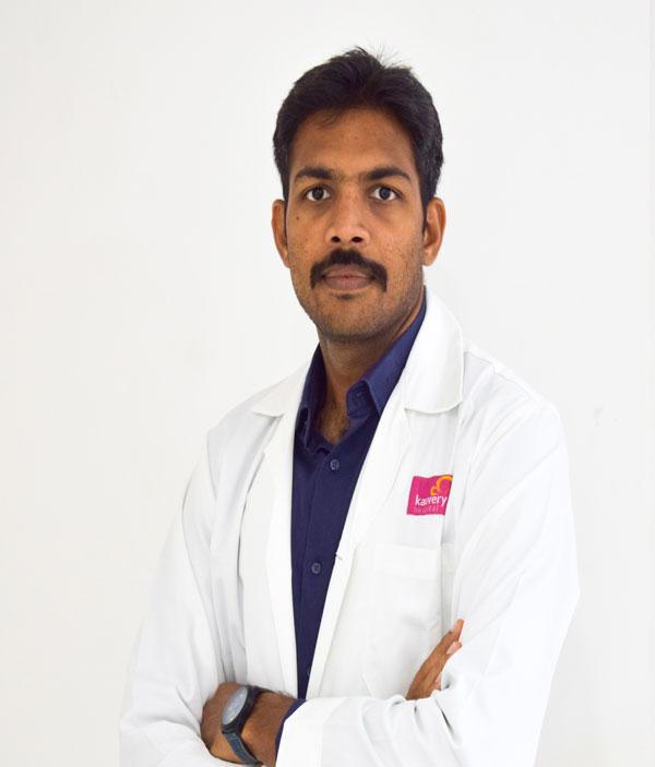 Dentist in Chennai  -  Dr. U. Rakesh