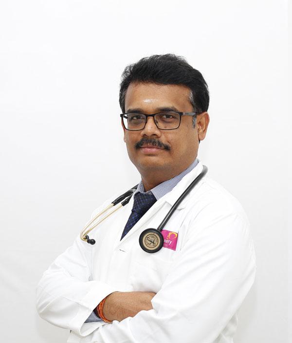 General Physician in Chennai  -  Dr. S. Sivaram Kannan