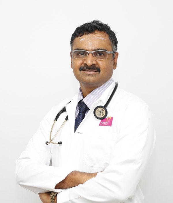 Nephrologist in Chennai  -  Dr. Balasubramaniam Raju