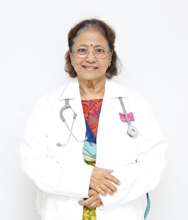 Neurologist in Chennai  -  Dr. Prithika Chary
