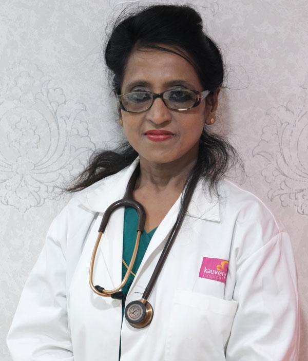 Oncologist in Chennai  -  Dr. Anitha Ramesh