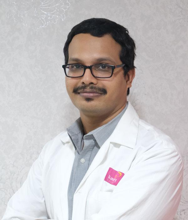 Oncologist in Chennai  -  Dr. Andrew C Fenn