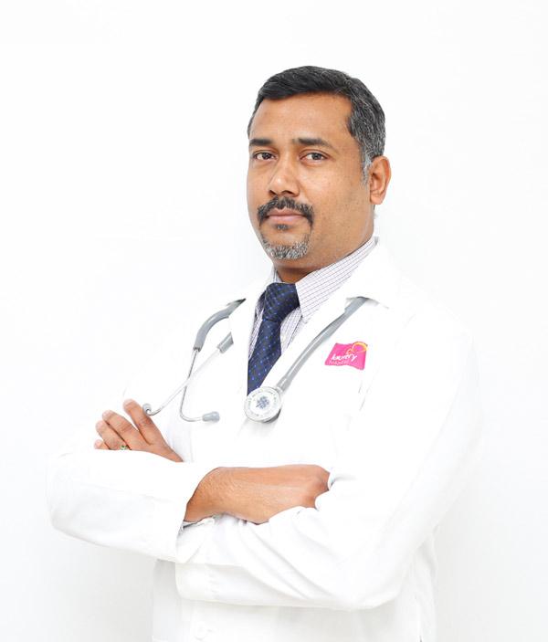Pediatrician in Chennai  -  Dr. Sivasankar Jayakumar