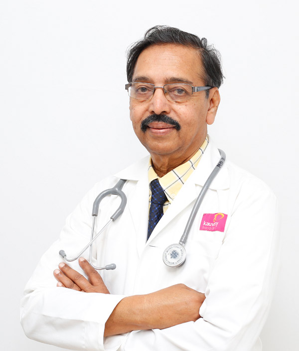Rheumatologist in Chennai  -  Dr. Panchapakesa Rajendran Bava P. Chokkappa