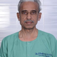 Cardiologist in Chennai  -  Dr. S. Manoharan