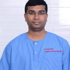 Cardiologist in Chennai  -  Dr. Shankar Geeniga
