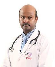 Cardiologist in Chennai  -  Dr.PREM SEKAR.R