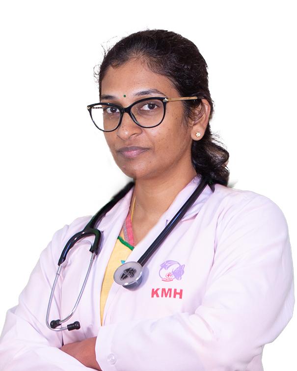 Neurologist in Chennai  -  Dr.PREETHA.P