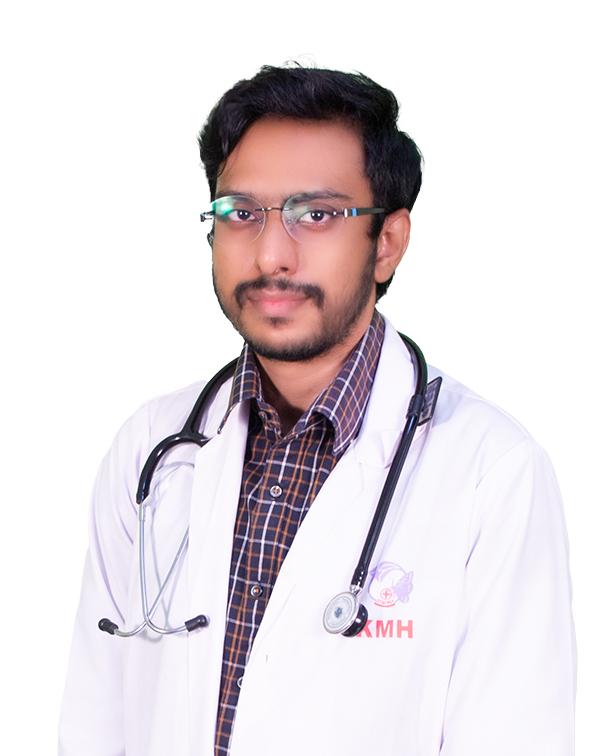Pediatrician in Chennai  -  Dr.VINOTH KUMAR A.V