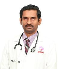 Pulmonologist in Chennai  -  Dr.SENTHILKUMAR.P