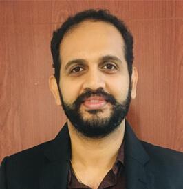 Pediatrician in Chennai  -  Dr. Jagadeesh Menon VR