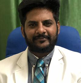 Psychiatrist in Chennai  -  Dr. G. Umesh