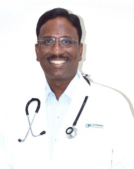 Cardiologist in Chennai  -  Dr. Rudrappa A