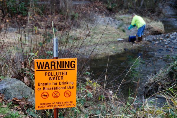 Water Pollution—Phosphates