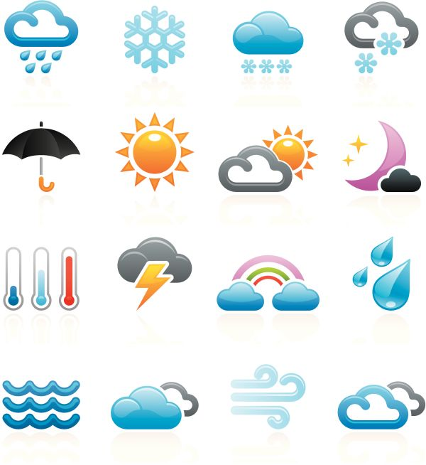 More Weather Symbols