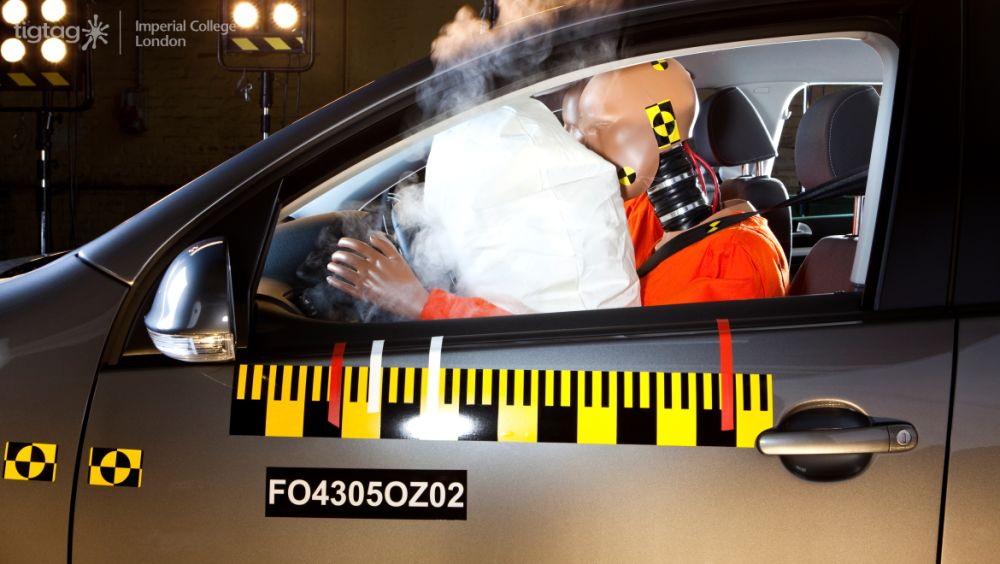Video The virtual crash test dummy I Reach Ou t Reporter