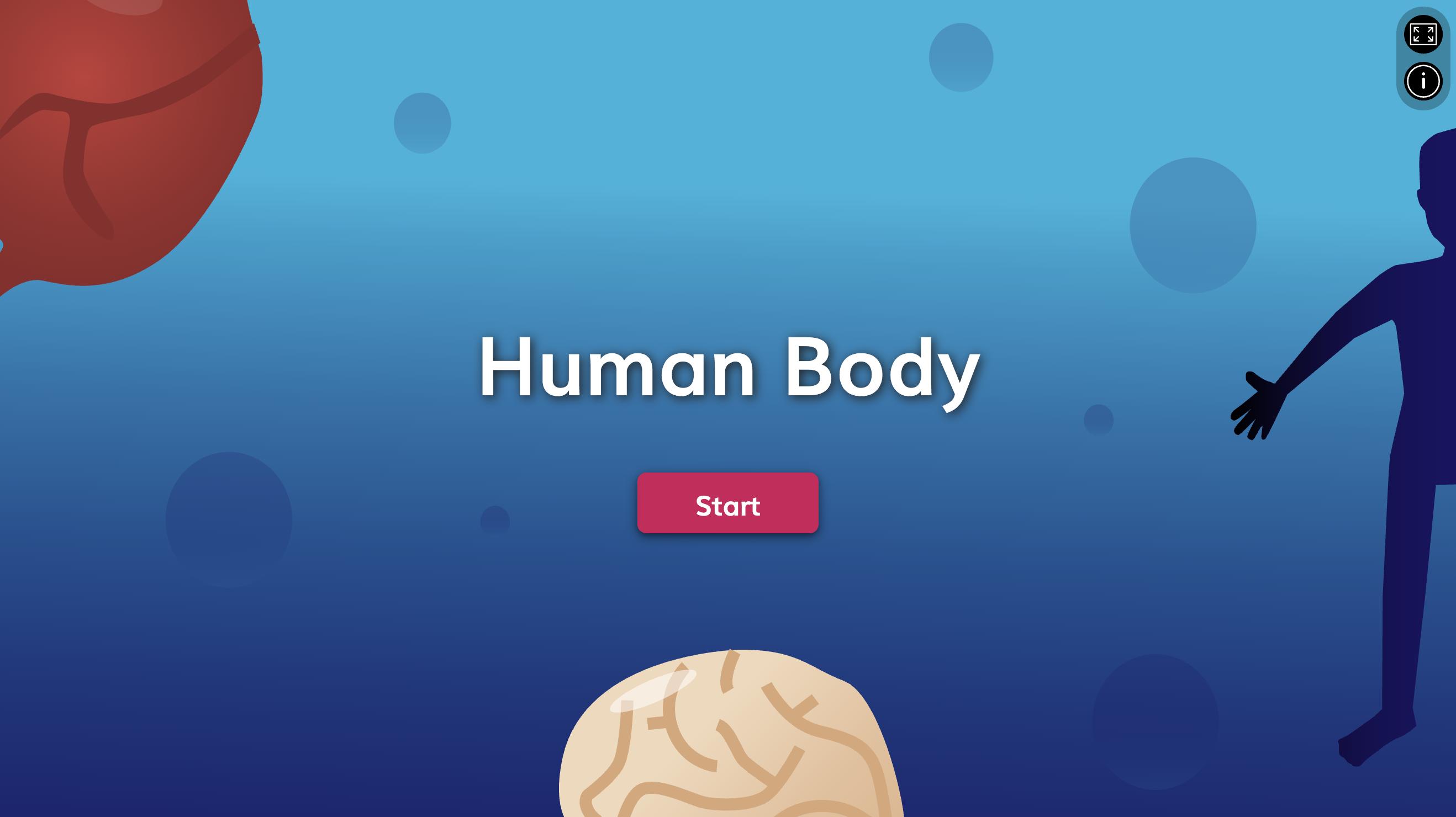 Build a Human interactive