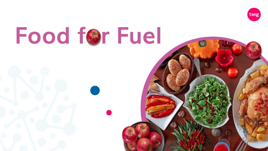 Food for Fuel Read-Aloud