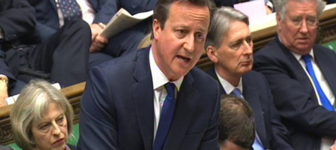 David Cameron at Prime Minister's Questions, 25/03/15