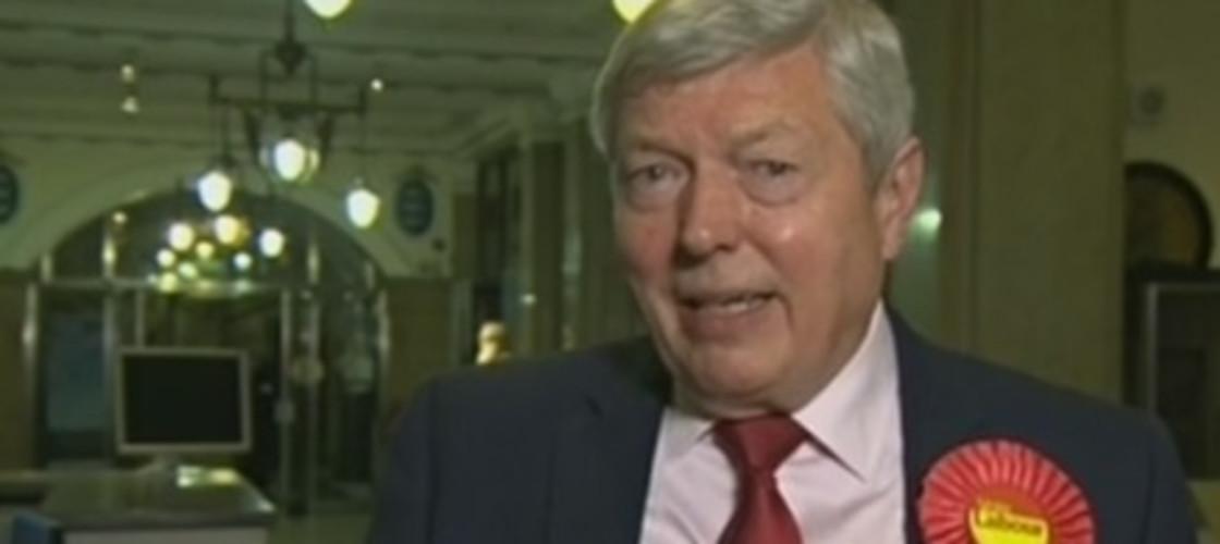 Labour MP Alan Johnson