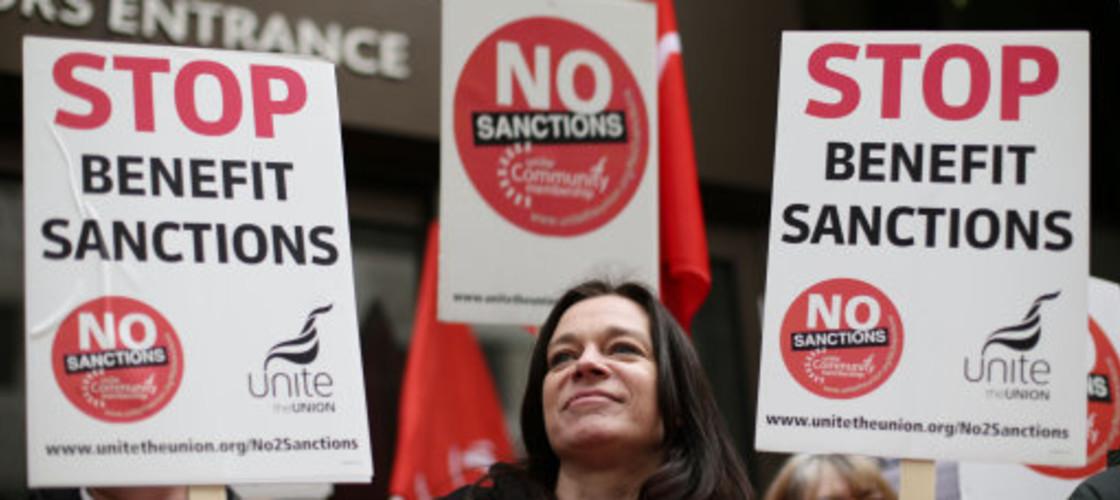 Image result for benefit sanctions