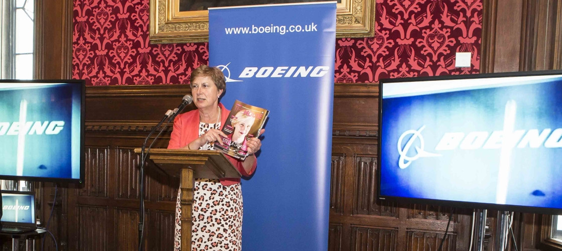 Boeing event