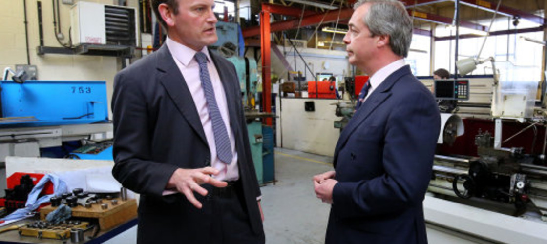 Carswell and Farage