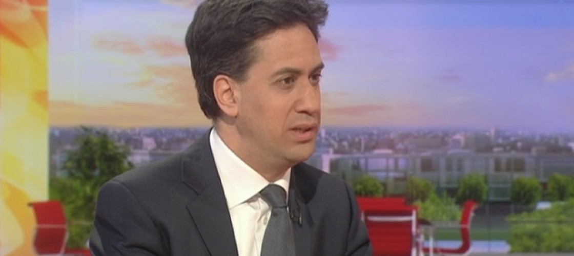Ed Miliband on BBC Breakfast, 21/04/15