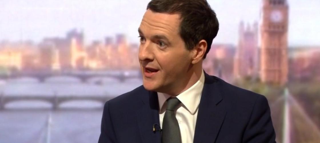 George Osborne on the Andrew Marr Show, 12/04/15