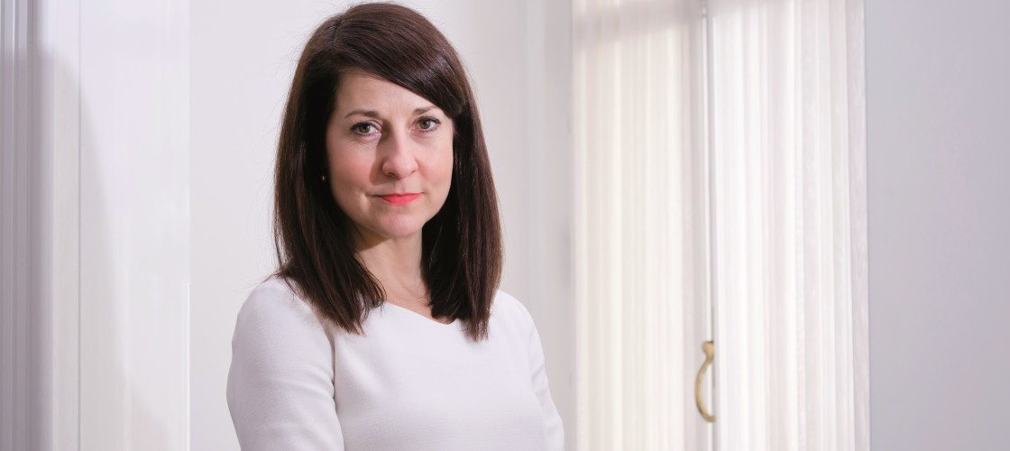 Shadow Care Minister Liz Kendall in The House magazine