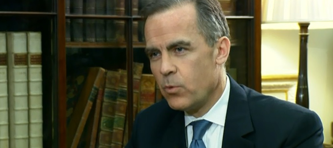 Mark Carney, Governor of the Bank of England, 16/02/14