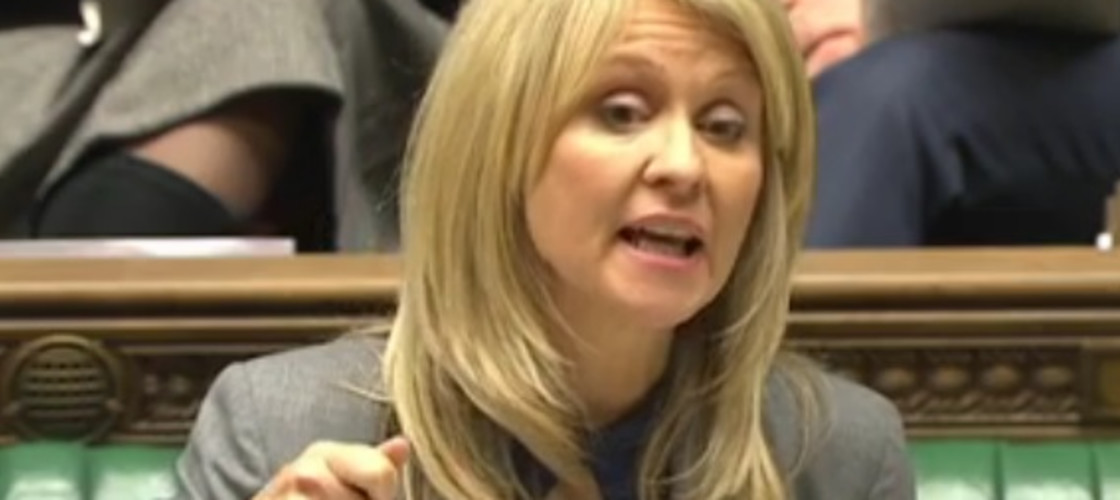 Esther McVey 'tells Cabinet families will lose up to £200 per month