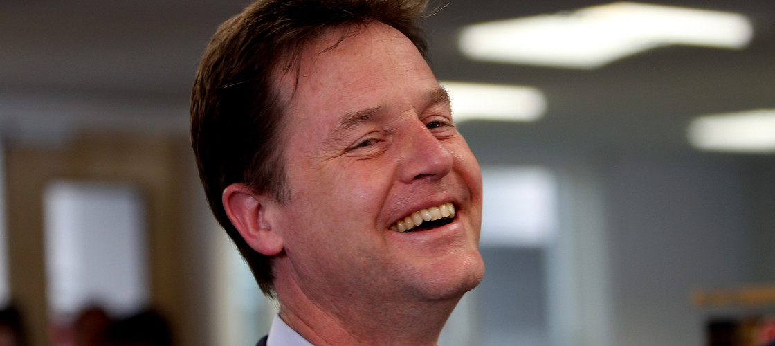 Nick Clegg: Maybe Michael Green is to blame for Wiki