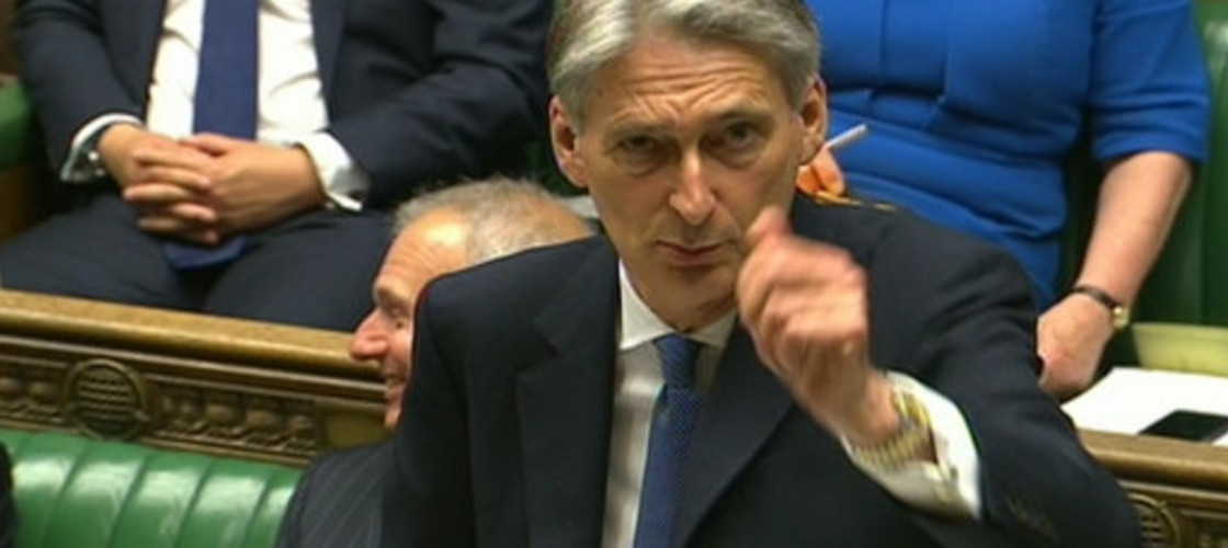Philip Hammond, UK Foreign Secretary, in the House of Commons, 09/06/15