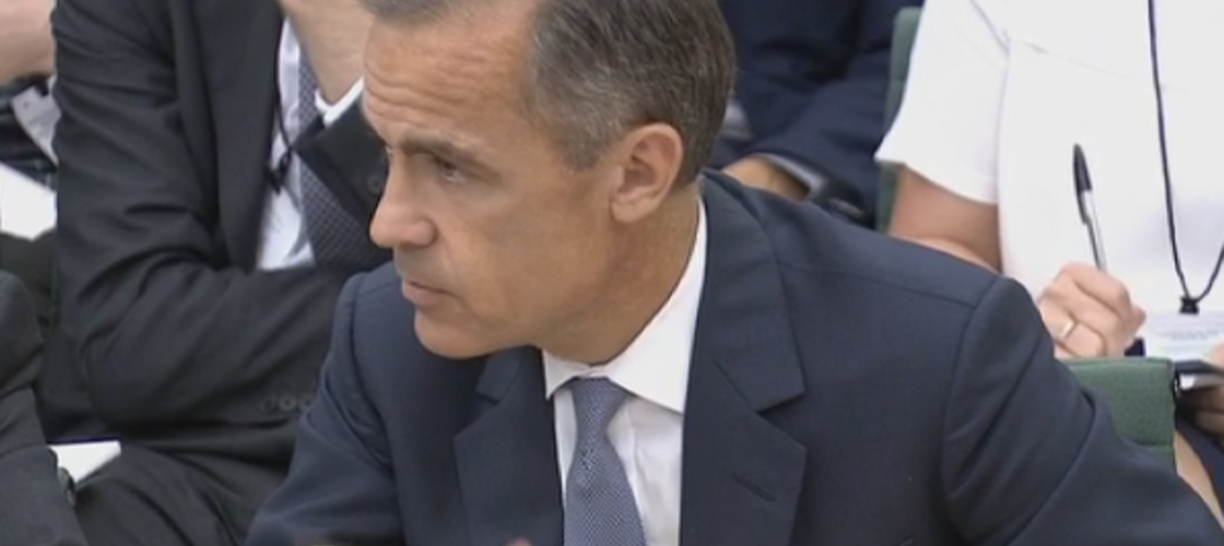 'National Living Wage' will boost productivity - Mark Carney - carney_pt1wy6