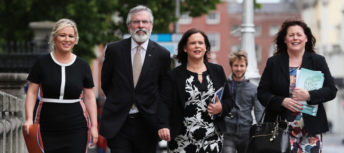 Senior Sinn Féin figures