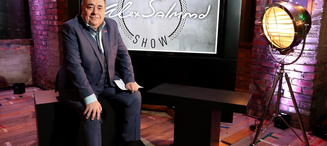 Alex Salmond on RT