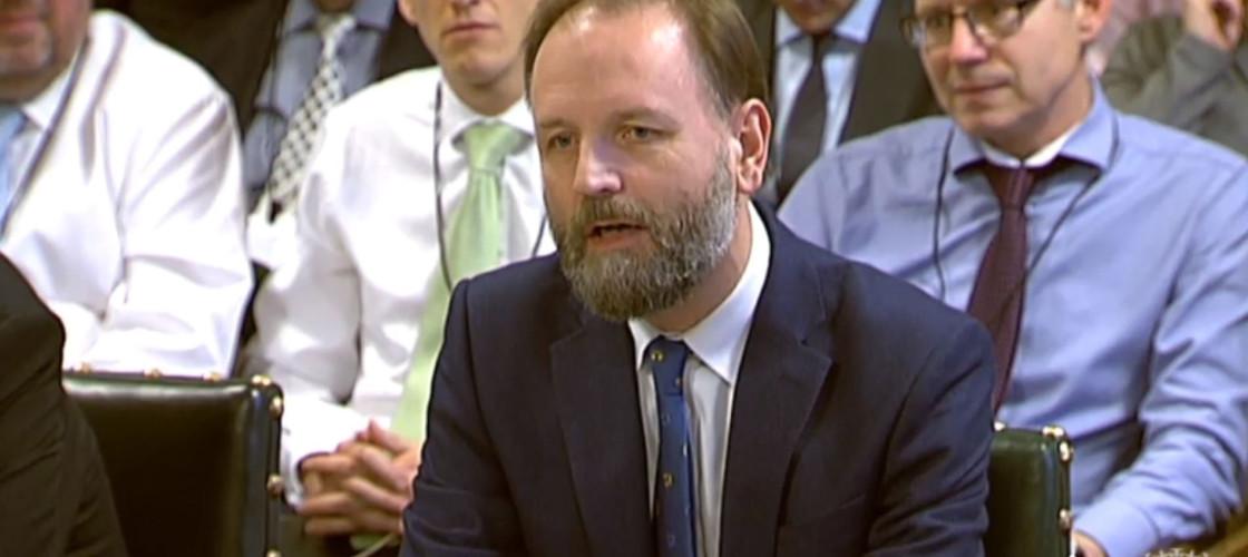 The head of NHS England, Simon Stevens