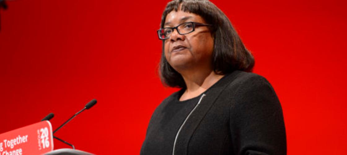 Diane Abbott Shadow Home Secretary