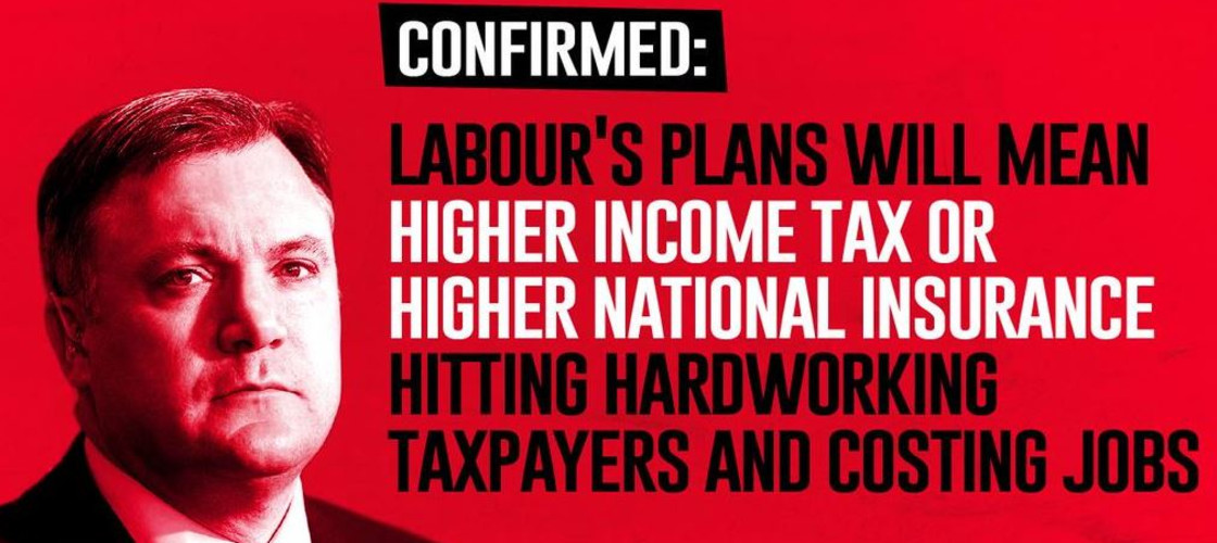 Labour national insurance