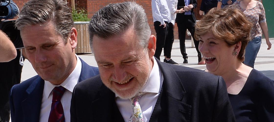 Barry Gardiner Sparks Labour Rebellions Over Eu Trade Deals With