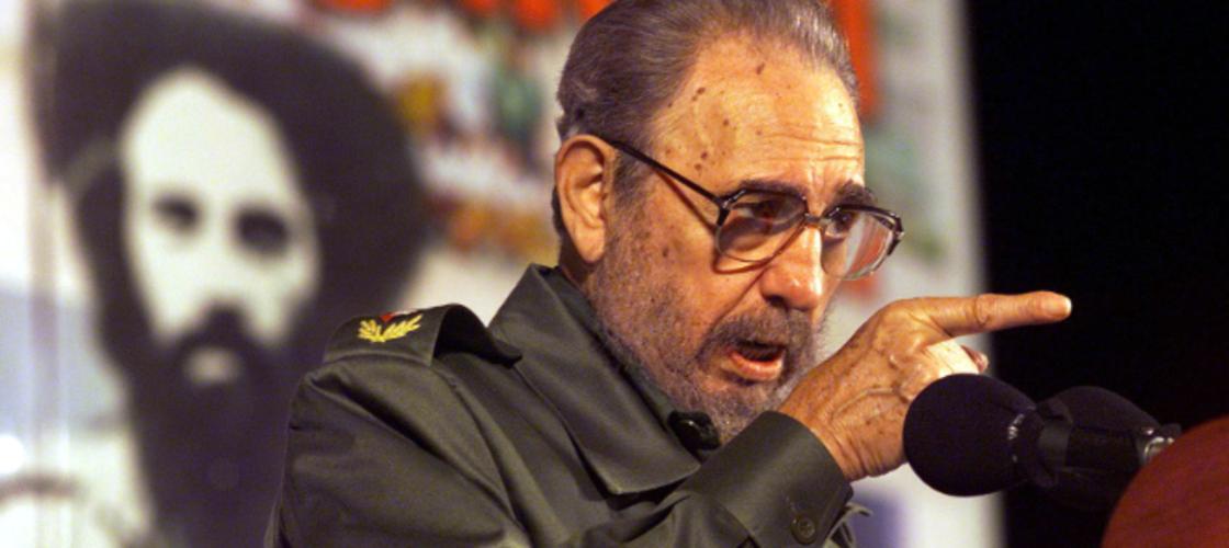 Corbyn snubs Fidel Castro funeral