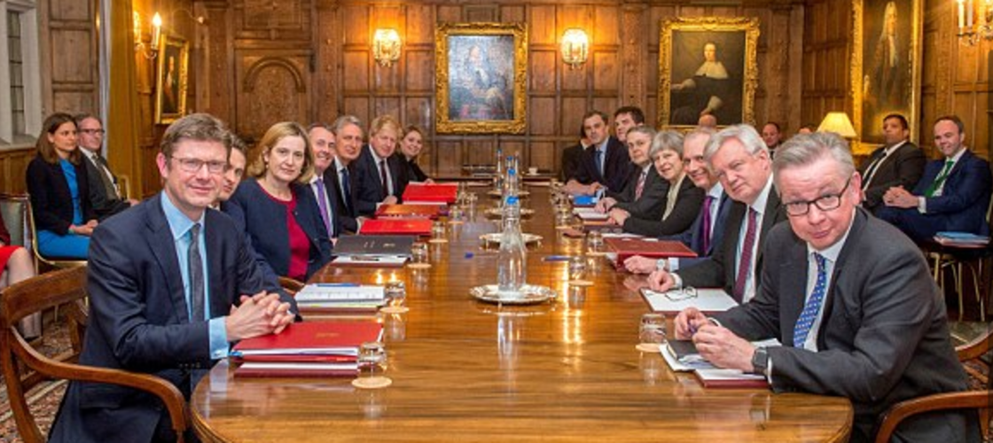 Cabinet Chequers meeting