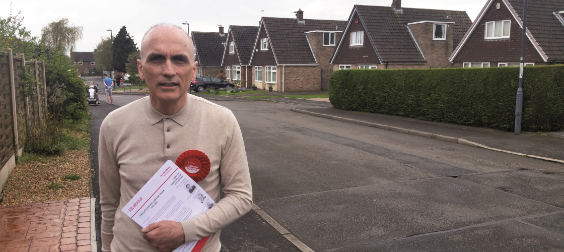 Chris Williamson is Labour MP for Derby North