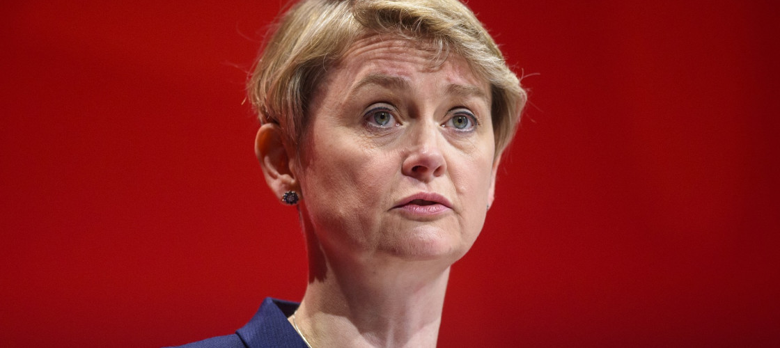 Home Affairs Committee Chair Yvette Cooper