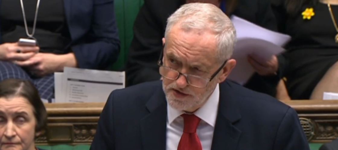 Jeremy Corbyn Hit By Backbench Rebellion After Telling Labour Mps To