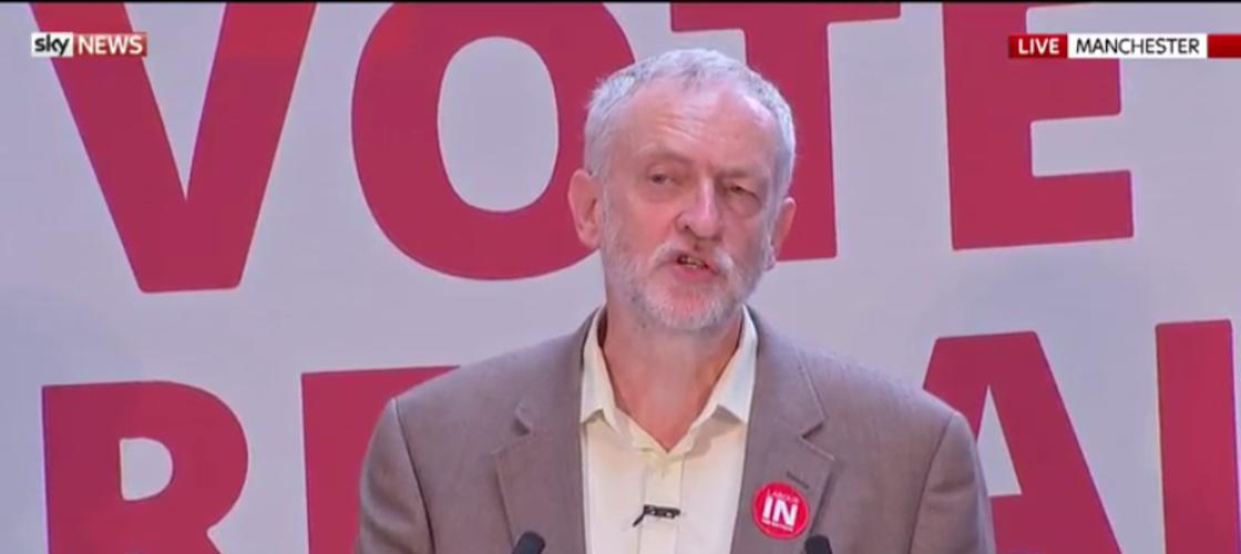 Jeremy Corbyn snap election