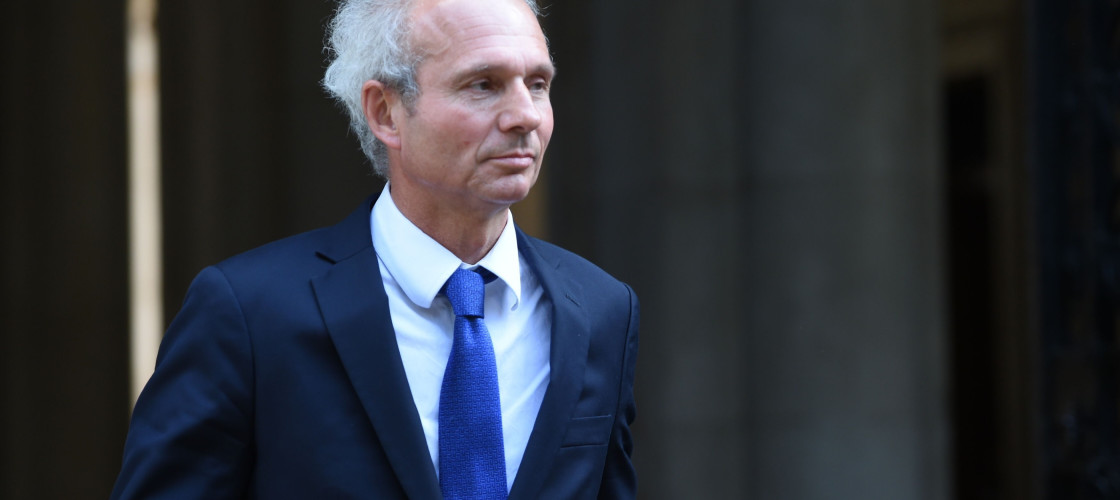 David Lidington joined the Cabinet Office in January this year